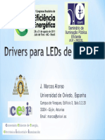 Drivers Para LEDs de Potência