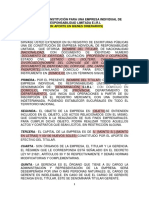 Formato de Minuta EIRL aportes dinerarios.docx