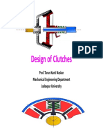 Design of Clutches (1)