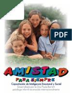 Capacitación Del Programa AMISTAD Baja