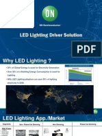 LED Lamps Drivers - Topology, Applications and Performance