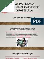 presentacion comercio electronico