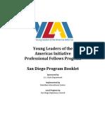 San Diego Program Book