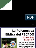 La Perspectiva Bc3adblica Del Pecado