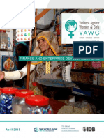 Vawg Resource Guide Finance and Enterprise Development Brief April 2015