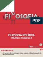 Politica Grega- Filosofia