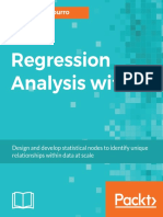 Giuseppe Ciaburro-Regression Analysis With R-Packt (2018)