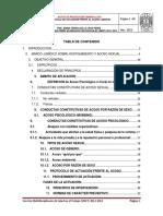 Protocolo Contra El Acoso Laboral 2013