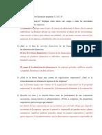 Principios de Administracion Financiera Preguntas Del 1.1 Al 1.14