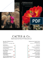 Echinocereus special issue