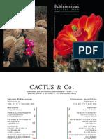Echinocereus special issue