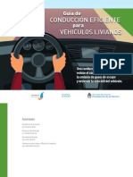 Guia de Conduccion Efiente Para Vehiculos Livianos 0