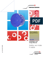 Pintsch Bamag KFB Series, Installation and usage manual+A01125100-971