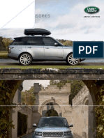 Range Rover Accessory Guide