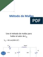 Métodos de Mallas
