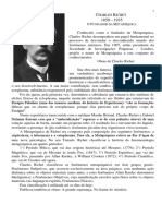 Biografia Charles Hickens