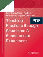Guy Brousseau teoria de situaciones