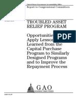 GAO Tarp Full Reportd1147