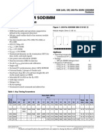Ddr4 Sdram Sodimm Manual
