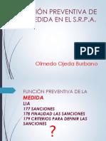 Prevención de La Medida SRPA