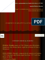 Tema 7 Estilos Musicales Domenico Scarlatti