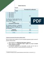2- Forma de Evaluación
