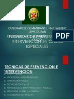 EXPOSICION CLASE TECNICAS PREVENCION E INTERVENCION.pptx