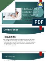 Induccion y Conduccion Del Parto 2013