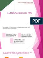 La Tributación en El Perú (1)