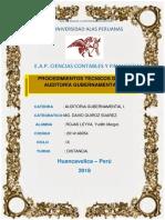 AUDITORIA GUBERNAMENTAL - TRABAJO ACADEMICO.docx