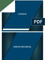 4 6 Caudales Analisis Frecuencial