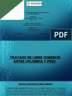 Tratado de Libre Comercio Entre Colombia y