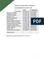Escuela Agrotecnica Numero 1 Lorenzo Parodi - Pergamino