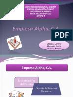 Empresa Alpha.ppt
