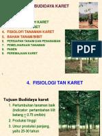 III Fisiologi Tan Karet