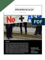 Los trabajadores como pilar del sistema financiero  EL BOTÍN DETRÁS DE LAS AFP