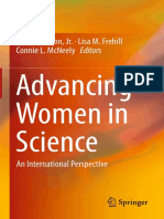 Advancing Women in Science_ an International Perspective