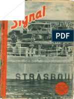 Signal anul 4, nr. 3, februarie 1943 ed. romaneasca
