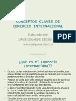 Conceptos Claves de Comercio Internacional (1)