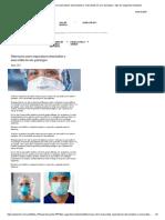 Diferencias Entre Respiradores Desechables y Mascarillas de Uso Quirúrgico _ Tips de Seguridad Industrial