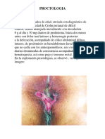 Caso Proctologia