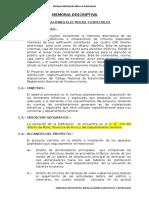 Memoria Descriptiva y Cálculo.doc