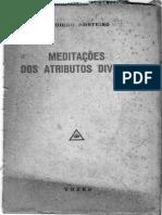 Meditacoes Dos Atributos Divinos
