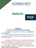 7. Batterie