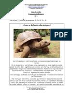 Guías de estudio N° 5 (lenguaje)