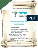 Informe Bioquímica Respiración Tisular