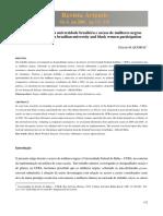 ações afirmativas na universidade brasileira e acesso de mulheres negras.pdf