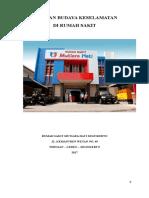 PANDUAN BUDAYA KESELAMATAN  RSMH.doc