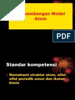 Media Perkembangan Model Atom