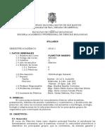 Plancton Marino Plan 2013, Prof. Maribel Baylon